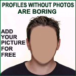 Image recommending members add Gaming Passions profile photos